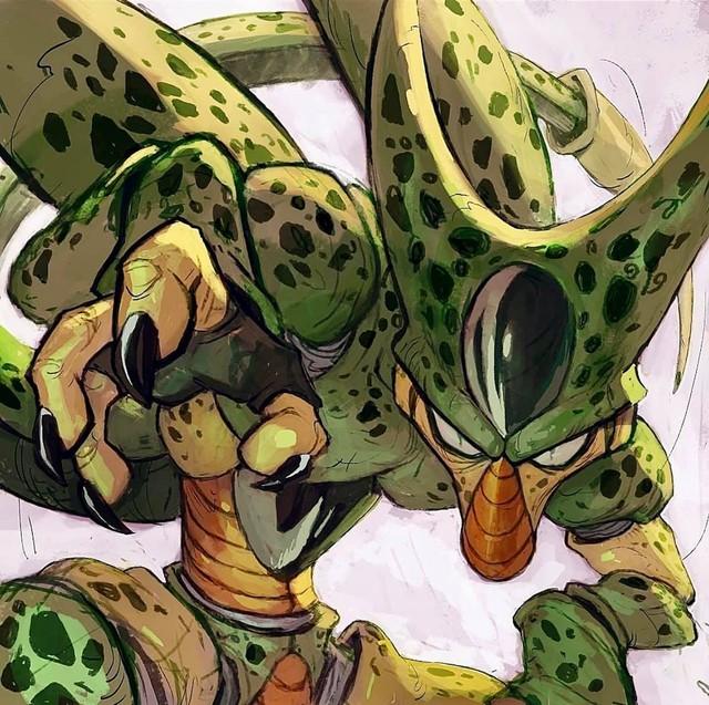 Dàn phản diện trong Dragon Ball trông đáng yêu hết nấc qua loạt ảnh fan art ấn tượng - Ảnh 1.