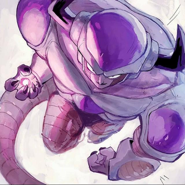 Dàn phản diện trong Dragon Ball trông đáng yêu hết nấc qua loạt ảnh fan art ấn tượng - Ảnh 5.