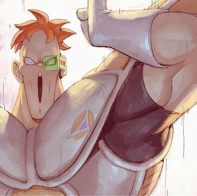 Dàn phản diện trong Dragon Ball trông đáng yêu hết nấc qua loạt ảnh fan art ấn tượng - Ảnh 10.