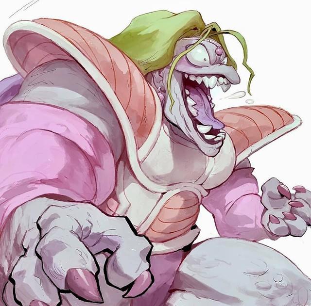 Dàn phản diện trong Dragon Ball trông đáng yêu hết nấc qua loạt ảnh fan art ấn tượng - Ảnh 15.