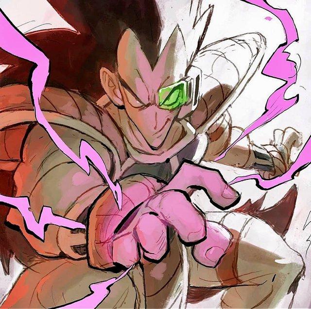 Dàn phản diện trong Dragon Ball trông đáng yêu hết nấc qua loạt ảnh fan art ấn tượng - Ảnh 16.