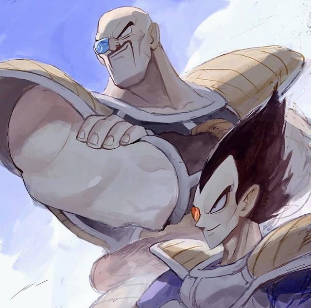 Dàn phản diện trong Dragon Ball trông đáng yêu hết nấc qua loạt ảnh fan art ấn tượng - Ảnh 17.
