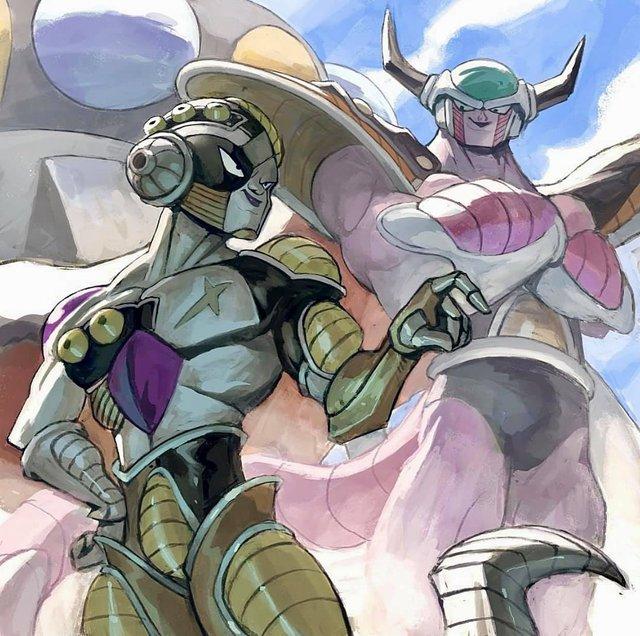 Dàn phản diện trong Dragon Ball trông đáng yêu hết nấc qua loạt ảnh fan art ấn tượng - Ảnh 18.