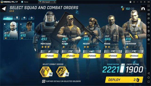 Tom Clancys Elite Squad - Game nhập vai hành động 5v5 ấn tượng - Ảnh 8.