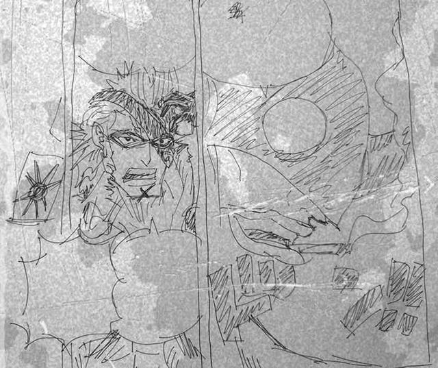 One Piece chapter 990: Lộ hình ảnh phác thảo X-Drake đang bị Who Who truy đuổi? - Ảnh 1.