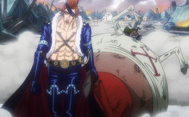 One Piece chapter 990: Lộ hình ảnh phác thảo X-Drake đang bị Who Who truy đuổi? - Ảnh 3.