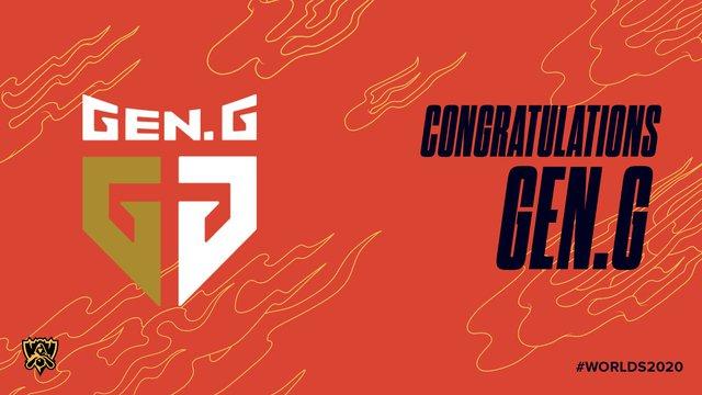 Tạm biệt Faker! Đại bại trước Gen.G, T1 chính thức ở nhà xem CKTG 2020 - Ảnh 3.