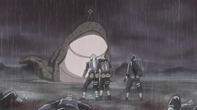 Naruto: Mặc dù rất mạnh nhưng 3 Sannin huyền thoại Làng Lá đã từng bại trận dưới tay 6 ninja này - Ảnh 2.