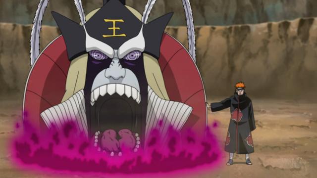 5 nhẫn thuật siêu mạnh có thể triệu hồi các sinh vật từ các chiều không gian khác trong Naruto và Boruto - Ảnh 2.