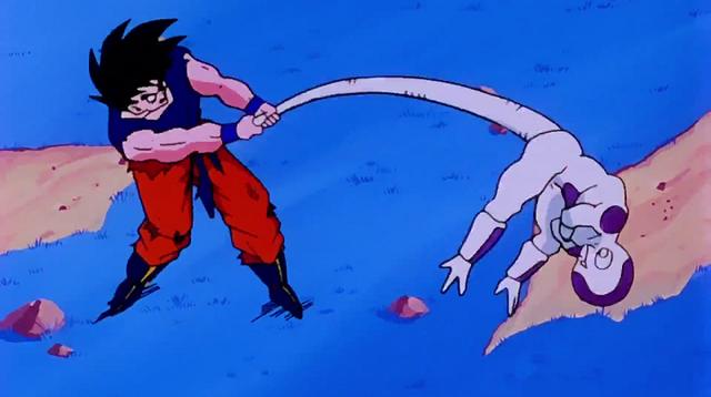 Bên cạnh Kamehameha thì đây là 10 tuyệt chiêu mạnh mẽ nhất mà Goku đã từng sử dụng trong Dragon Ball (P1) - Ảnh 3.