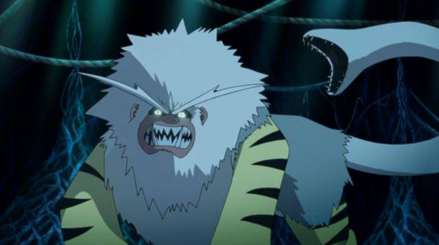 5 nhẫn thuật siêu mạnh có thể triệu hồi các sinh vật từ các chiều không gian khác trong Naruto và Boruto - Ảnh 4.