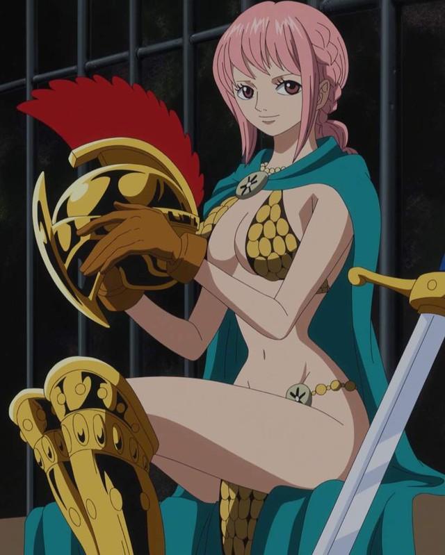 6 mỹ nhân tóc hồng nổi tiếng của One Piece, Big Mom xứng đáng xếp hạng mấy? - Ảnh 4.