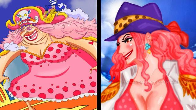 6 mỹ nhân tóc hồng nổi tiếng của One Piece, Big Mom xứng đáng xếp hạng mấy? - Ảnh 6.