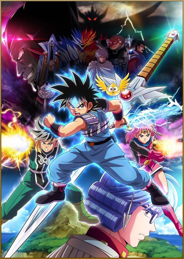 Anime Dấu Ấn Rồng Thiêng ấn định ngày ra mắt chính thức, fan háo hức chờ đến tháng 10 - Ảnh 1.
