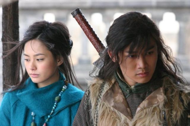 10 mỹ nhân đừng dại mà yêu trong phim chưởng Kim Dung: Bị cắm sừng là chuyện nhỏ, mất mạng mới là chuyện lớn (P1) - Ảnh 3.