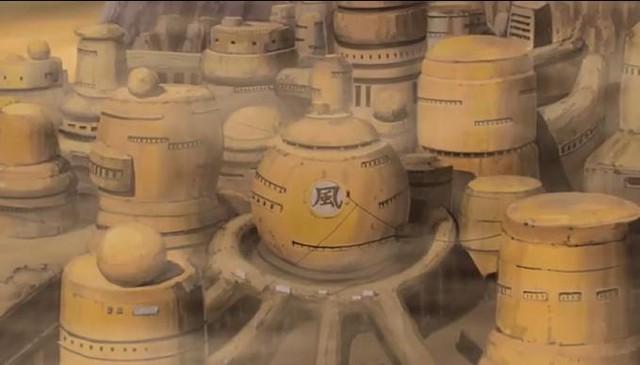 Naruto: Mang danh ngũ đại cường quốc thế nhưng làng Cát có đang quá yếu so với phần còn lại? - Ảnh 5.