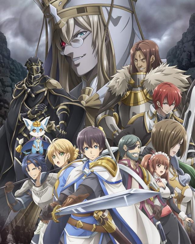 Những bộ anime phiêu lưu cực sung dành riêng cho năm mới 2021, fan cứng không thể bỏ lỡ! - Ảnh 4.