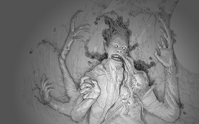 Mimic, từ một sinh vật siêu nhiên giả dạng người sống đến chứng bệnh tâm lý đầy ám ảnh - Ảnh 3.