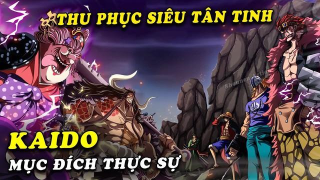 Dự đoán One Piece chap 1001: Zoro cùng Kid tẩm quất Kaido, sức mạnh của thanh kiếm Enma được thể hiện? - Ảnh 4.