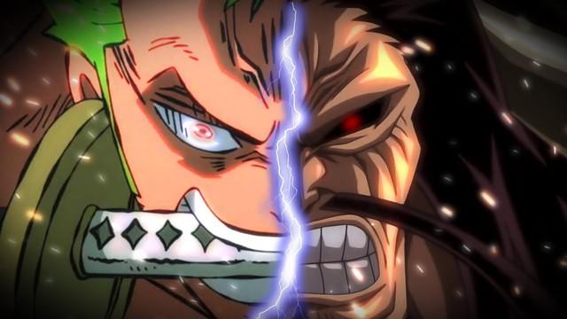 Dự đoán One Piece chap 1001: Zoro cùng Kid tẩm quất Kaido, sức mạnh của thanh kiếm Enma được thể hiện? - Ảnh 3.
