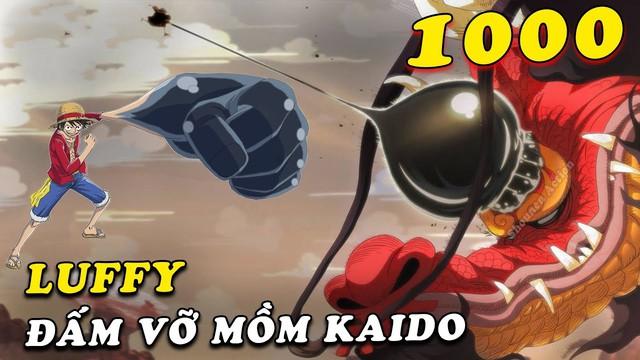 Dự đoán One Piece chap 1001: Zoro cùng Kid tẩm quất Kaido, sức mạnh của thanh kiếm Enma được thể hiện? - Ảnh 1.