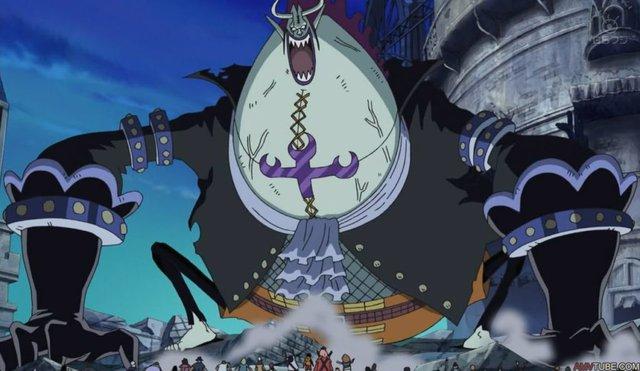 Giả thuyết One Piece: Gecko Moriah sẽ tới Wano để giúp Luffy thức tỉnh trái ác quỷ và hy sinh tại đây? - Ảnh 1.