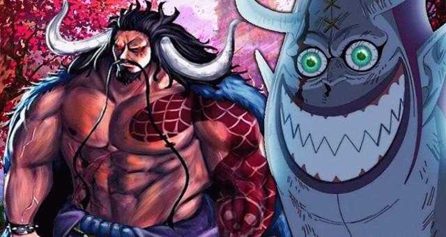 Giả thuyết One Piece: Gecko Moriah sẽ tới Wano để giúp Luffy thức tỉnh trái ác quỷ và hy sinh tại đây? - Ảnh 2.