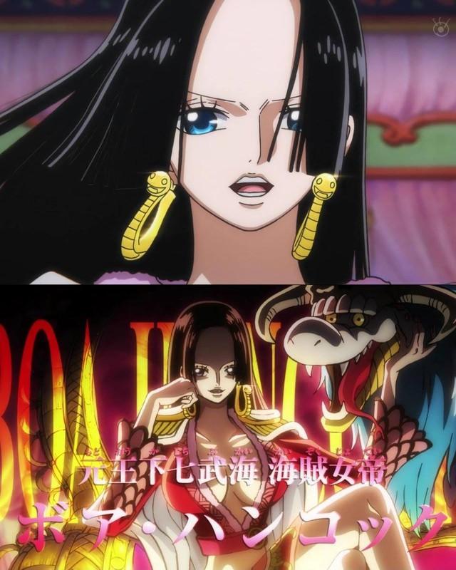 One Piece: Boa Hancock xuất hiện trở lại trong anime, tuyên bố không sợ Hải Quân - Ảnh 3.