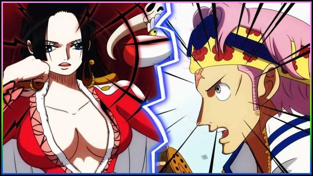 One Piece: Boa Hancock xuất hiện trở lại trong anime, tuyên bố không sợ Hải Quân - Ảnh 2.