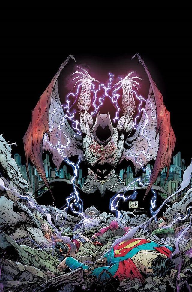 Tales from the Dark Multiverse: Dark Nights Metal đã hiện thức hóa viễn cảnh đáng sợ bậc nhất Photo-1-16103380087712127155202