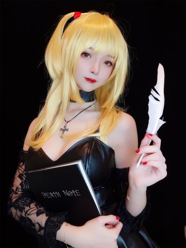 """""""Nàng Kira"""" của Death Note bước ra đời thật Photo-1-1610338356917479977603"""