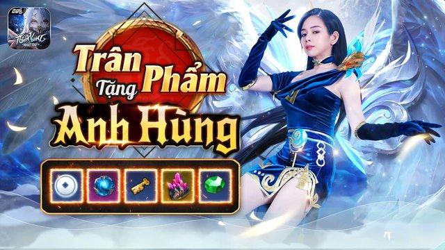 """Thần Vương Nhất Thế tặng 2000 bộ """"Trân Phẩm tặng Anh Hùng"""" trị giá hàng triệu Đồng cho game thủ - Ảnh 2."""