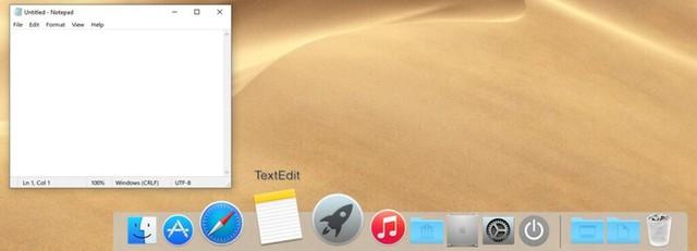 Xài Windows nhưng thích giao diện MacOS? Đây là cách bạn được cả hai - Ảnh 12.