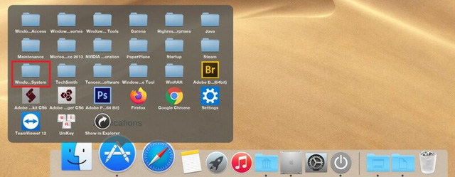 How to use Windows 10 but enjoy the cool, cool interface of MacOS - Picture 13.