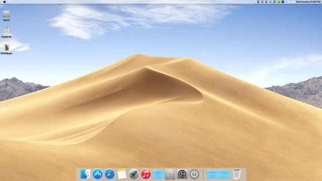How to use Windows 10 but enjoy the cool, cool interface of MacOS - Picture 5.