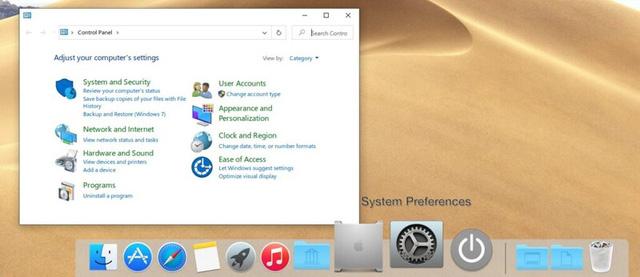 Xài Windows nhưng thích giao diện MacOS? Đây là cách bạn được cả hai - Ảnh 8.