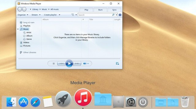How to use Windows 10 but enjoy the cool, cool interface of MacOS - Picture 10.