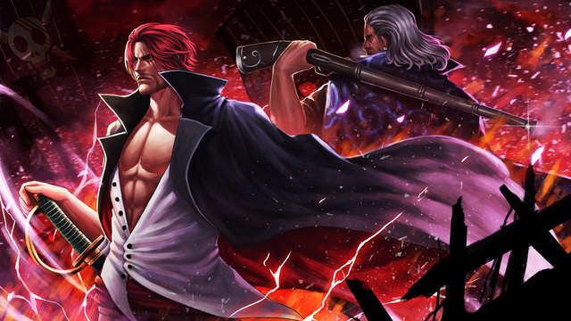 One Piece: Top 7 bộ đôi hải tặc mạnh mẽ nhất khiến cả Hải Quân và Chính Quyền Thế Giới phải run sợ - Ảnh 2.