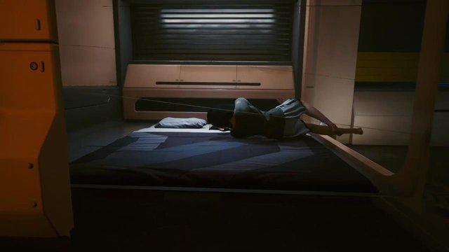 Phát hiện chi tiết kỳ quái khi chơi Cyberpunk 2077 ở góc nhìn thứ ba - Ảnh 2.