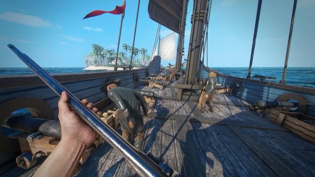Chỉ 12.000đ, có ngay game đồ họa tuyệt đẹp, nhập vai hải tặc tung hoành đại dương - Ảnh 2.