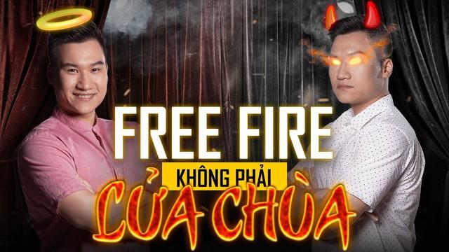 """Từng tuyên bố """"Free Fire không phải Lửa Chùa"""", antifan khiến YouTuber 1.5 triệu sub trả giá đắt - Ảnh 1."""