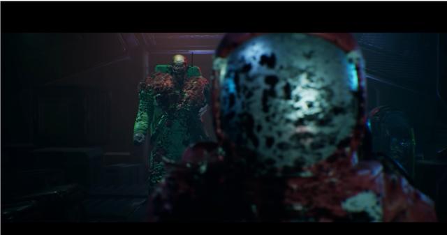 Xuất hiện Among Us 3D phiên bản 18+ cực kinh dị, khuyến cáo không xem lúc nửa đêm hoặc đang bữa cơm - Ảnh 5.
