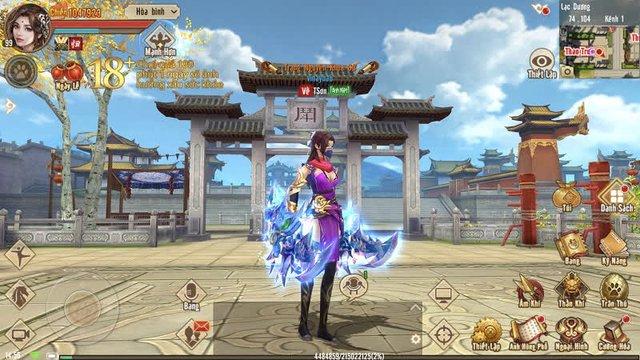 Những tựa game mobile được chuyển thể từ tiểu thuyết kiếm hiệp, tiên hiệp đẹp nhất từ trước tới nay - Ảnh 5.
