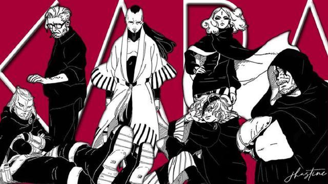 Boruto tập 181: Kashin Koji có màn quay trở lại ấn tượng với nhiệm vụ thủ tiêu thành viên Kara - Ảnh 1.