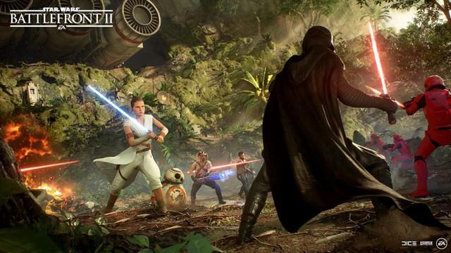 Link tải bom tấn AAA Star Wars: Battlefront 2 miễn phí vĩnh viễn - Ảnh 2.