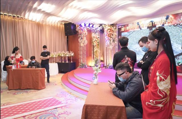 Bất chấp gió rét, game thủ Võ Lâm vẫn cháy hết mình với Big Offline Võ Lâm Hội Tụ - Ảnh 12.