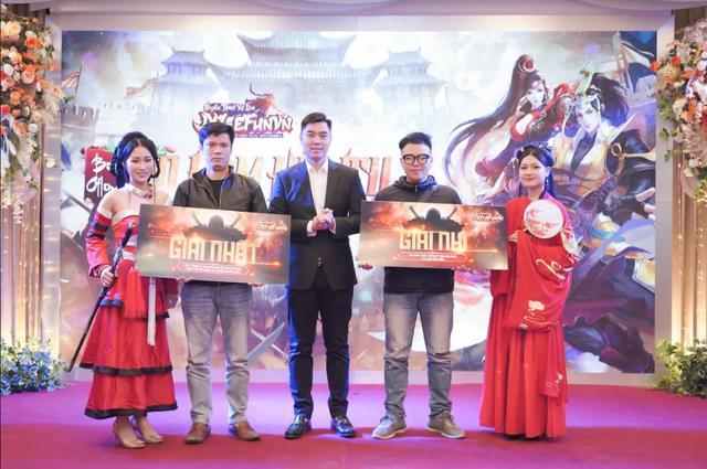 Bất chấp gió rét, game thủ Võ Lâm vẫn cháy hết mình với Big Offline Võ Lâm Hội Tụ - Ảnh 14.