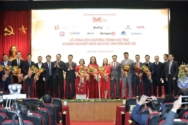Bộ Thông tin Truyền thông lựa chọn Bizfly vào danh sách các nền tảng chuyển đổi số xuất sắc Make in Vietnam - Ảnh 1.