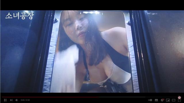 Làm clip vệ sinh cửa kính, nữ YouTuber gây sốc nặng khi trình diễn tư thế nhạy cảm - Ảnh 4.