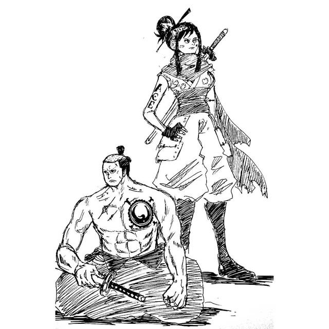 One Piece: Momonosuke vạm vỡ trong hình dạng của thanh niên 28 tuổi, khí chất giống hệt Oden năm xưa - Ảnh 3.